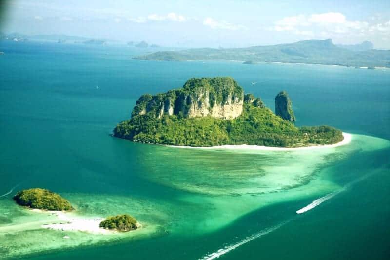 7 island tour krabi