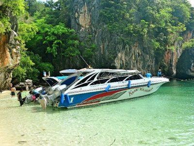 krabi phi phi island tour