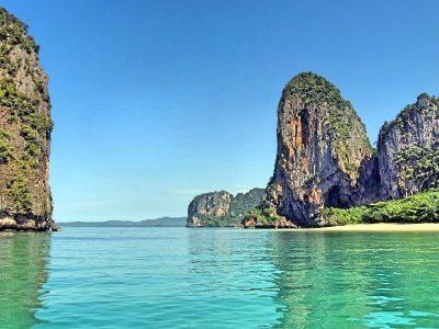 Phra Nang bay