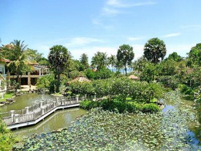 Rawi Warin lagoon